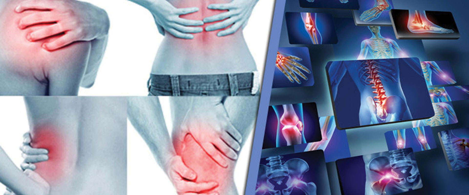 Your natural solution for pain & injury